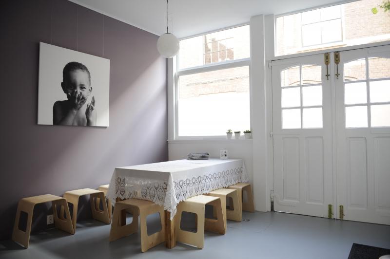 Studio 5 voor Yoga en Mindfulness