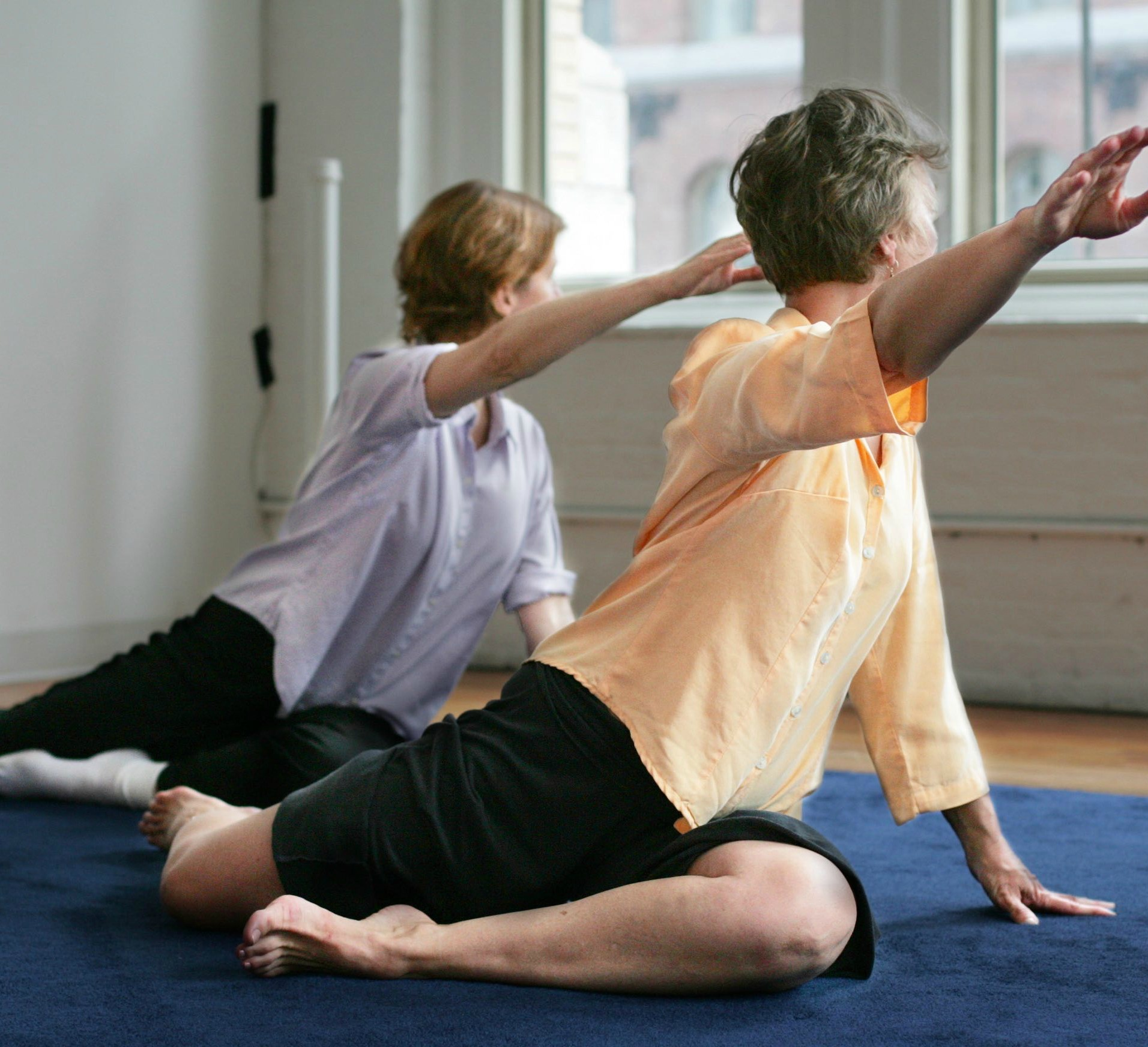 Praktijk voor Feldenkrais en Mindfulness