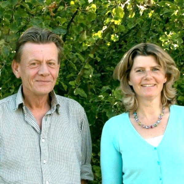 Jaap Hijmans en Liesbeth Kater